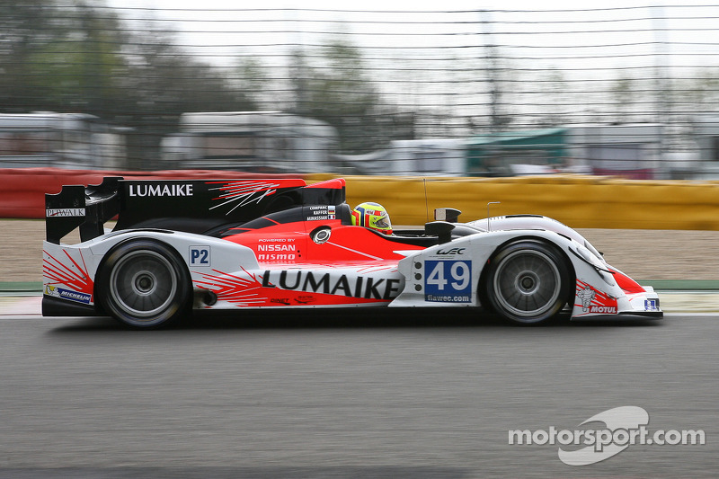 Victory for Pecom Racing in the LMP2 at 6 Hours of Spa