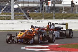 Felix Rosenqvist wins again at Hockenheim