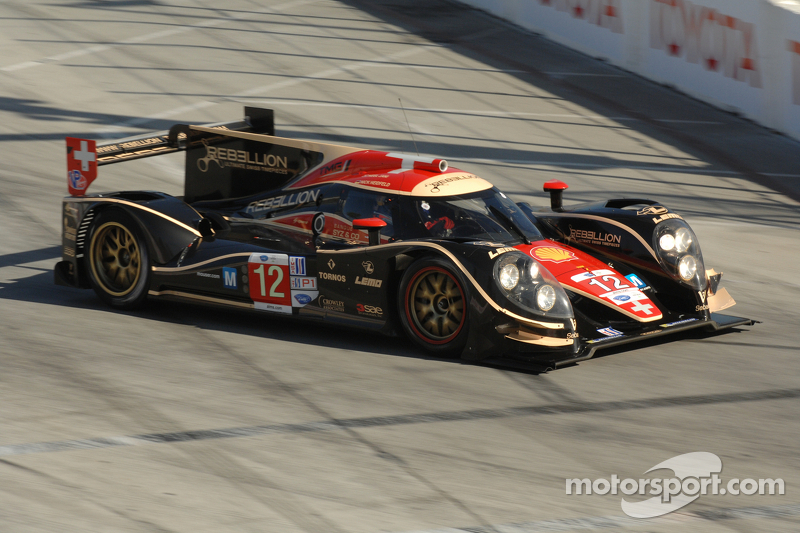 Rebellion Racing eyes victory at Laguna Seca