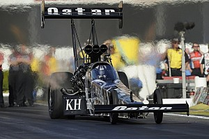 NHRA Qualifying report Langdon, Hagan and Edwards earn No. 1 qualifying spots for Southern Nationals in Atlanta