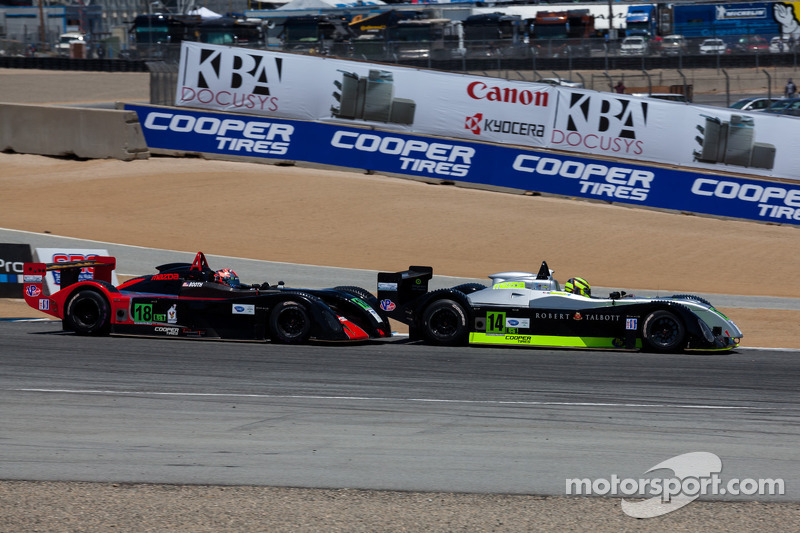 Sean Rayhall sweeps Prototype Lites at Mazda Raceway Laguna Seca