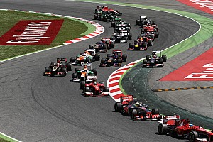 Unique characteristics of Spanish circuit was demanding on the tyres