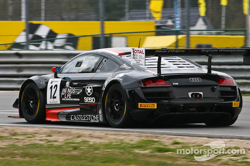 Belgian Audi Club Team WRT ready for the 'Green Hell' challenge