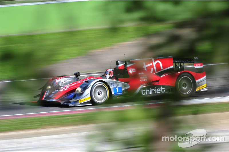 Defending winners Thiriet with the ORECA 03 do it again at Imola