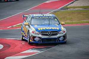 V8 Supercars Race report IRWIN Racing's Holdsworth leaves