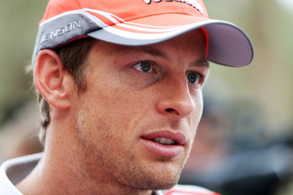 Button not committing to McLaren's Honda era