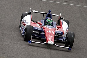 IndyCar Special feature Conor Daly crosses the Atlantic for Indy 500 run