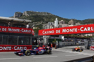 GP2 Race report Jolyon Palmer endures frustrating Monaco weekend