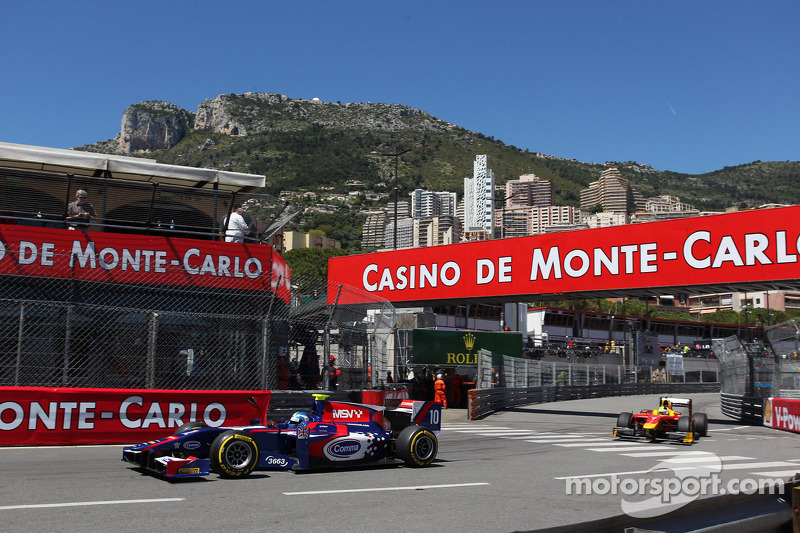 Jolyon Palmer endures frustrating Monaco weekend