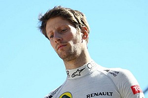 Formula 1 Breaking news Valsecchi 'not yet' in line for Grosjean's seat