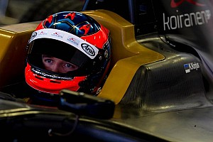 GP3 Testing report Korjus quickest at Budapest mid-season test