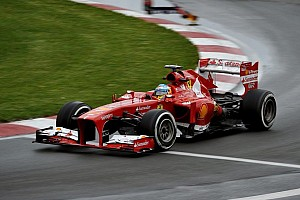 Formula 1 Practice report Alonso quickest in Montreal