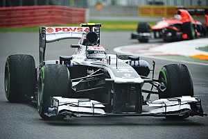 Formula 1 Qualifying report Bottas qualified 3rd with Maldonado 13th for tomorrow's Canadian GP