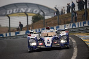 Le Mans Testing report Busy Le Mans test day for Toyota Racing
