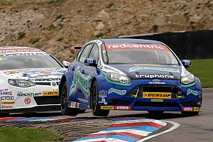BTCC Race report Airwaves Racing battles back at Oulton Park