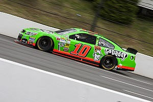 NASCAR Sprint Cup Preview First Sprint Cup start at Michigan for Patrick