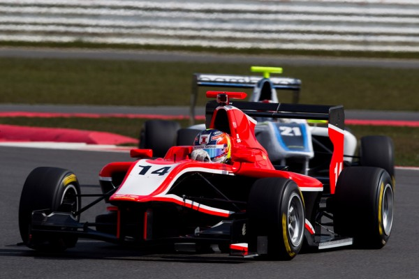 GP3 is back into action in Valencia