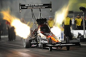 NHRA Qualifying report Worsham, Massey, Edwards lead Friday qualifying in Thunder Valley Nationals