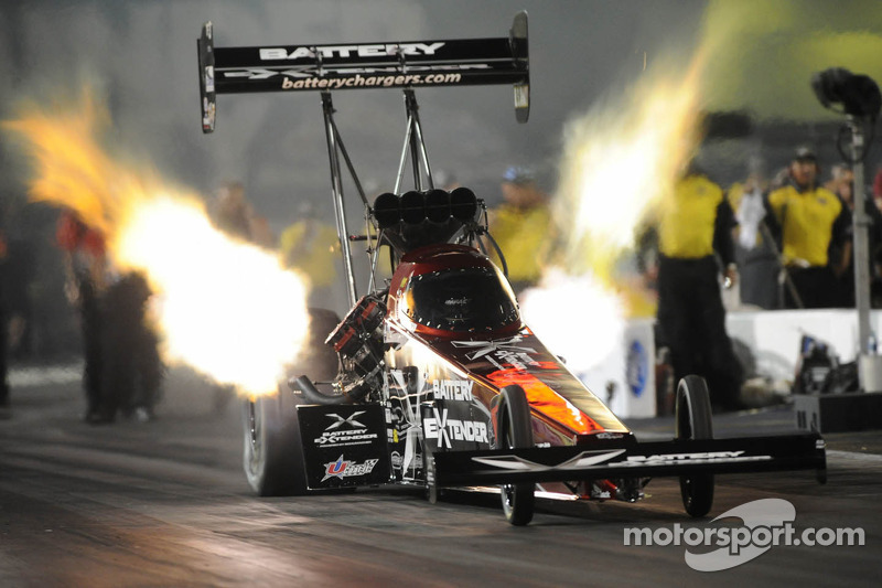 Worsham, Massey, Edwards lead Friday qualifying in Thunder Valley Nationals