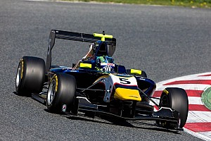 GP3 Race report Visoiu victorious in Valencia Race 2