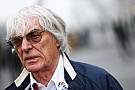 Teams should save money on motor homes - Ecclestone