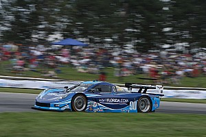 Promising run at Mid-Ohio for Spirit of Daytona Racing comes up short