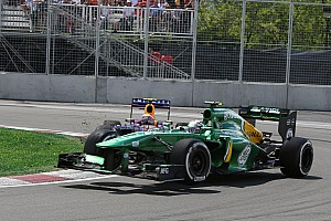 Formula 1 Breaking news Caterham reserves judgement on 2013 drivers