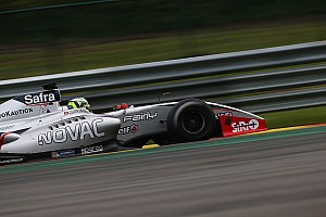Formula 3.5 Race report Muller and Negrao in the points for Draco at Moscow Raceway - Race 1