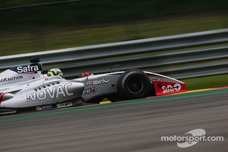 Muller and Negrao in the points for Draco at Moscow Raceway - Race 1