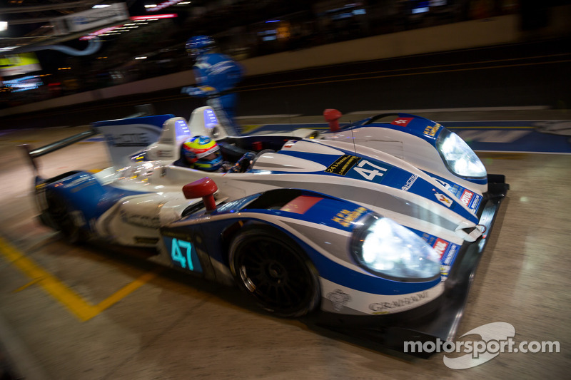 KCMG Le Mans 24 Hours Midnight update