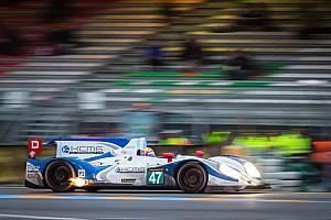 Le Mans Race report KCMG impresses during historic Le Mans 24 Hours debut