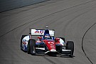Engine issue cause a DNF for Foyt Racing's Sato in Iowa