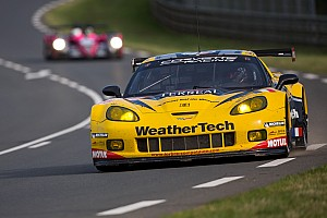 Le Mans Race report MacNeil has educational Le Mans 24 Hours in the WeatherTech Corvette