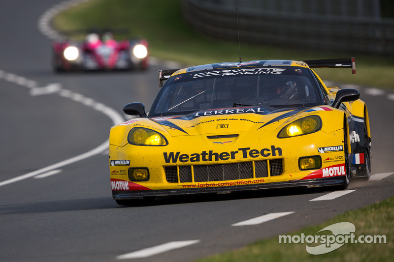 MacNeil has educational Le Mans 24 Hours in the WeatherTech Corvette