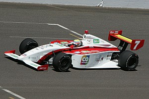 Indy Lights Race report Chaves continues pursuit of Indy Lights title with second place finish in Iowa