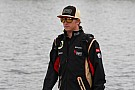 After Webber news, 2014 call 'not easy' - Raikkonen