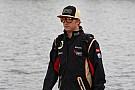 After Webber news, 2014 call 'not easy' - Raikkonen