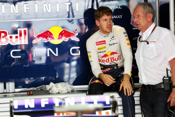 Vettel will have say over 2014 teammate - Marko