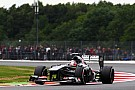 Sauber's Hülkenberg tested new prototype tyre on Friday practice at Silverstone
