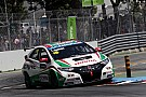Turbocharger betrays Tiago Monteiro in Portugal