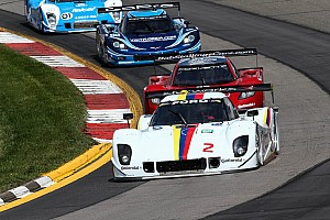 Grand-Am Race report Podium for #8 and points for #2 Starworks secures championship lead at The Glen