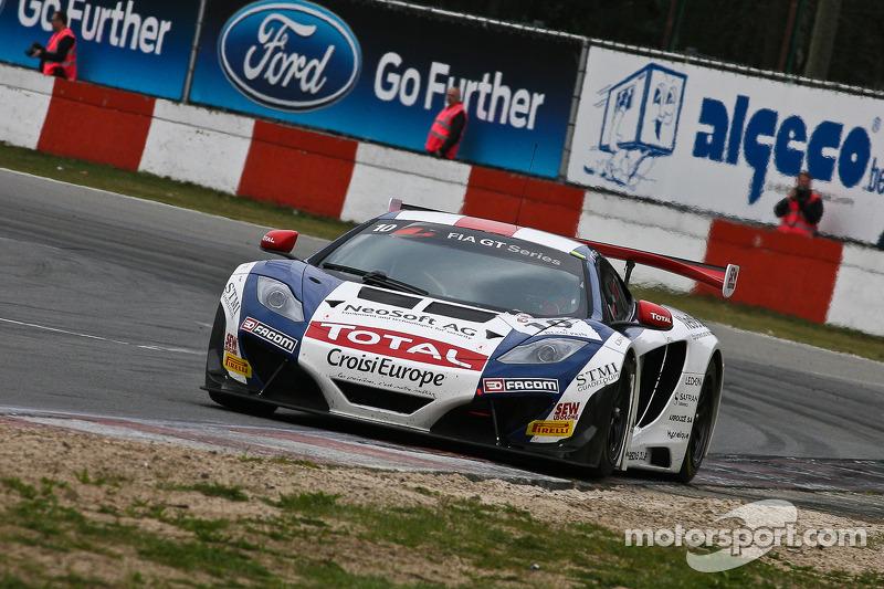 Sébastien Loeb Racing team looking for podium at Zandvoort
