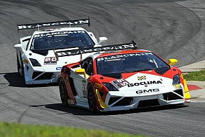 GT Breaking news North American Lamborghini Blancpain Super Trofeo Series debut a success