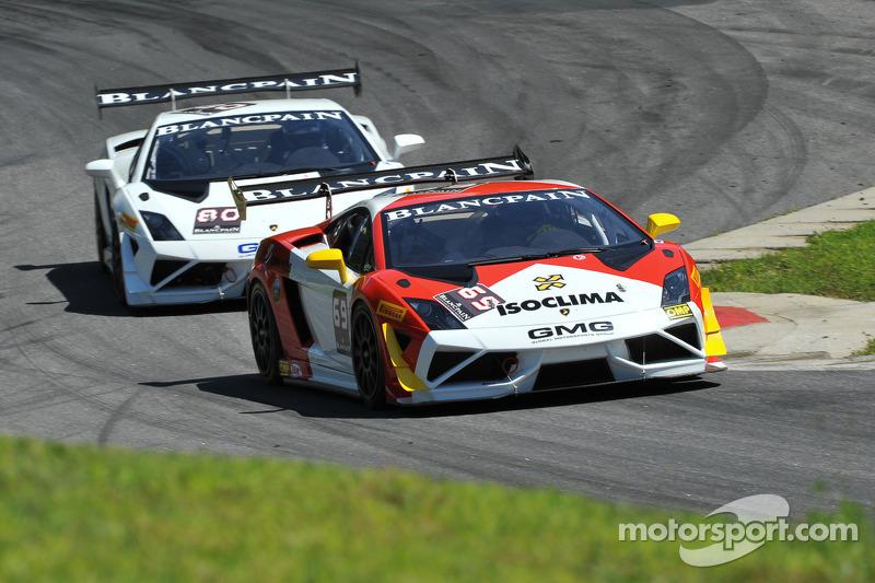 North American Lamborghini Blancpain Super Trofeo Series debut a success