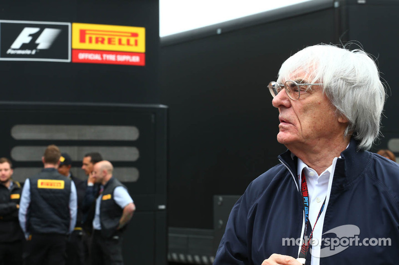 Boycott could cost drivers F1 licenses - Ecclestone