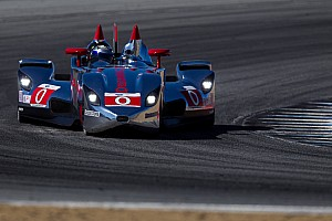 ALMS Race report DeltaWing takes positives from quick start
