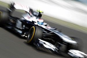 Formula 1 Breaking news Susie Wolff admits Williams test 'not official' yet
