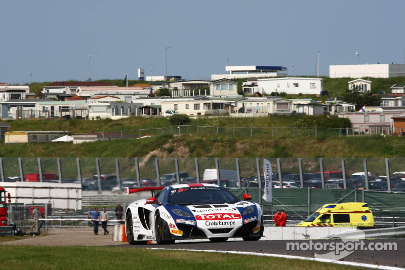 Sebastien Loeb Racing unable to capitalise on good performances at Zandvoort