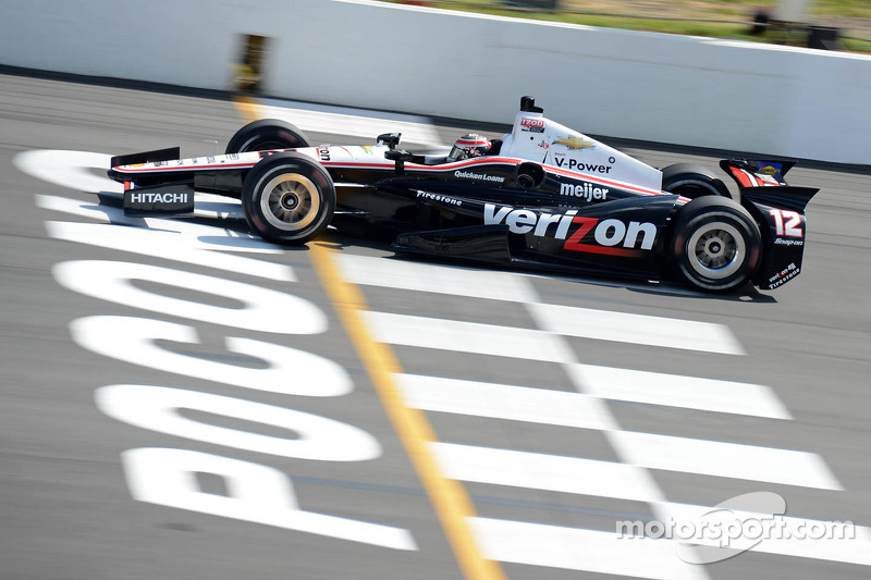 Power leads Team Chevy at Pocono with fourth place finish