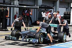 Formula 1 Breaking news Teams consider fallout of mid-season tyre chaos